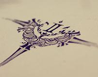 Sketchbook 2011-2012