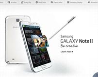 Samsung-Galaxy Note II