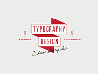 SHAREE : Typography Design Class
