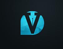VissyKM - logo branding