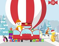 Google Santa Tracker 2014: Carpool