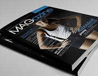 New Magazine Template