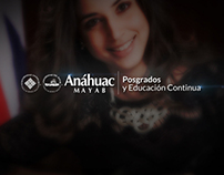 Anáhuac Mayab / Posgrados y Educación Continua