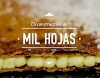 Mil Hojas KITS DIY by Casa Aramendia