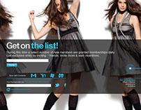 Fund the Runway (Web Design)