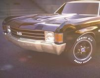 CG 1972 Chevelle Super Sport
