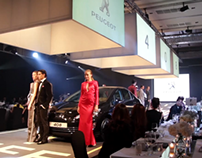 THE NEW PEUGEOT 408 LAUNCHING PARTY