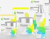 Rebranding Farmec S.A.