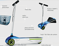 Wings2Swing Scooter