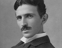 Nikola Tesla's 157th birthday