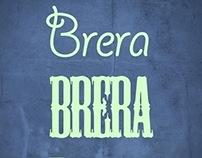 Brera Typography