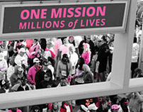One Mission, Millions of Lives