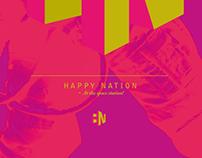 HAPPY NATION PRE PROMO