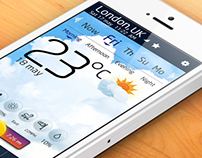 weather IOS app