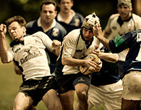 RUGBY IN AMERICA