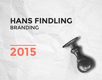 Hans Findling - BRANDING.