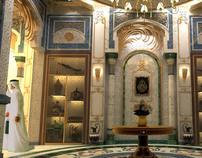Palace in Saudi Arabia