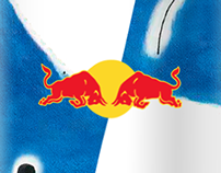 Red Bull Art Edition - Miro & Mondrian