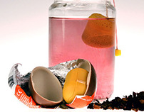 Reduce, reuse, recycle- Kinder Surprise