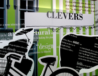 """""""Clevers"""" stand 02"""