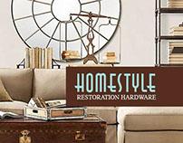 Restoration Hardware Catalog