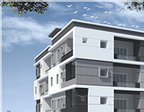 Apartment Design @ Hyderabad