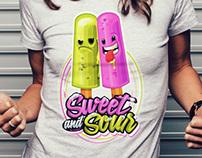 Ice Cream . T-Shirts