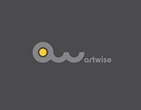 Artwise - Visual identity