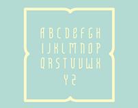 Backfist | Display Font
