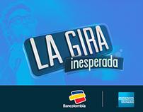 #GiraInesperadaAmex