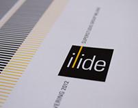 Ilide / Branding & Exhibition design