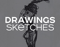 Drawings & Sketches