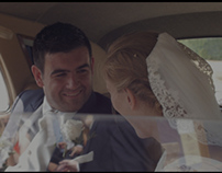 Sara & Pete Wedding