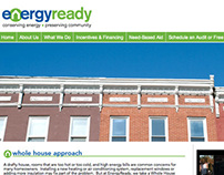 Energy Ready Website