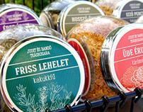 Herbal teas as wedding gift