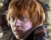 Harry Potter Portraits And Paintings