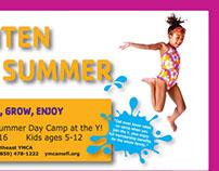YMCA Registration Postcards