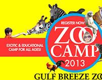 Gulf Breeze Zoo Camp