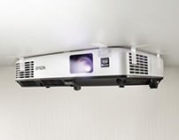 Epson Light Projector (Print Campaign)