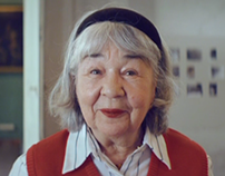 Advertising/Social: Shusev Museum Grannies Campaign