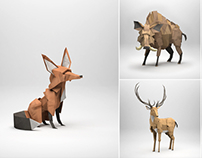 Jeremy Kool 3D character designer