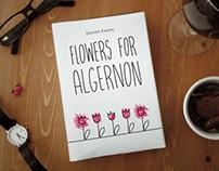 Cover design for Daniel Keyes: Flowers for Algernon