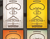 Indie Bomb Flyer/Poster