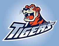 Aurora Tigers Rebrand