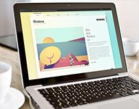 Riviera Wordpress Theme