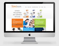 Limisan.com (Webdesign)