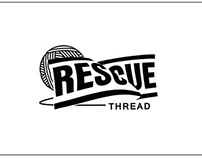 Designed a logo for the Rescue Threads