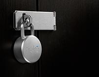 noke - Bluetooth Padlock