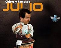 Ecuadorian Famous & Broke Artists Callendar