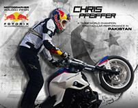 Chris Pfeiffer - FreeStyle Stunts World Champion